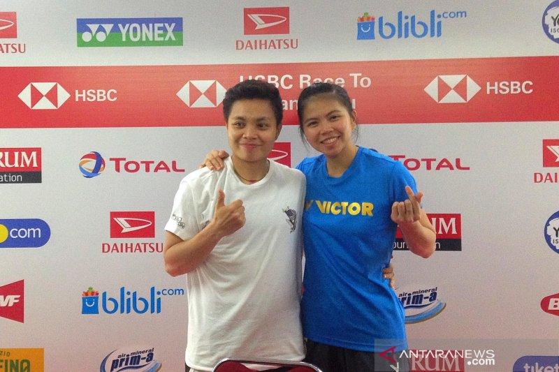 Pasangan Greysia/Apriyani tak mau berpuas diri setelah juarai Indonesia Masters