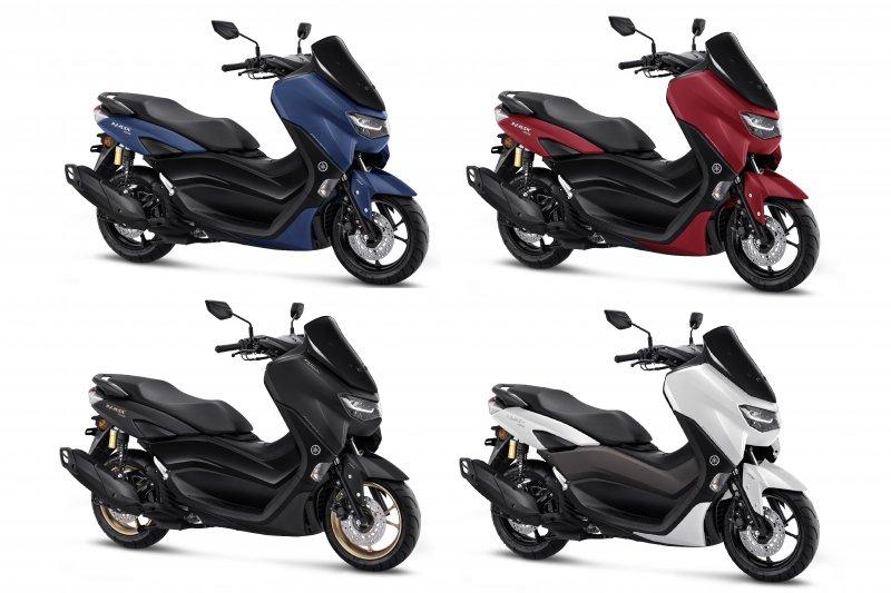 Yamaha NMax 2020 mulai didistribusikan, Model lama masih diminati
