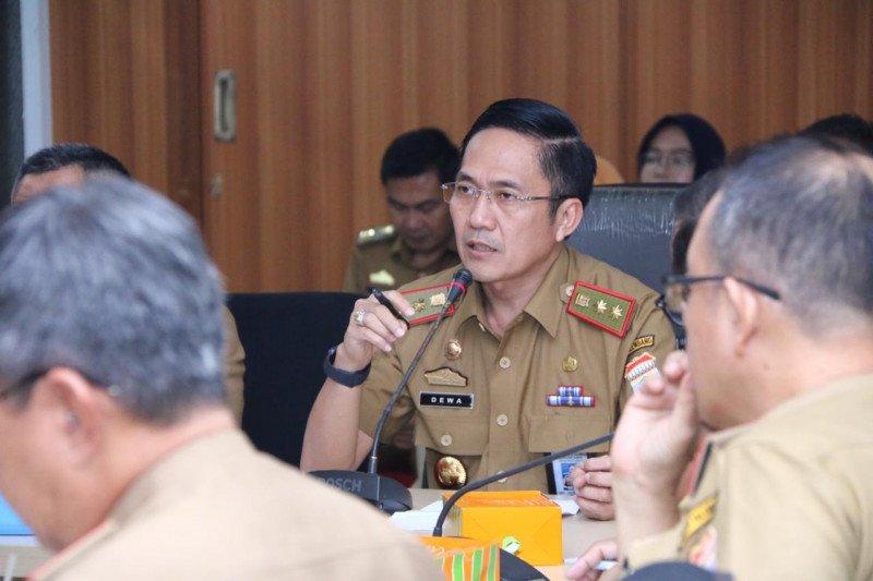 Puluhan honorer Pemkot Palembang tak diperpanjang kontrak