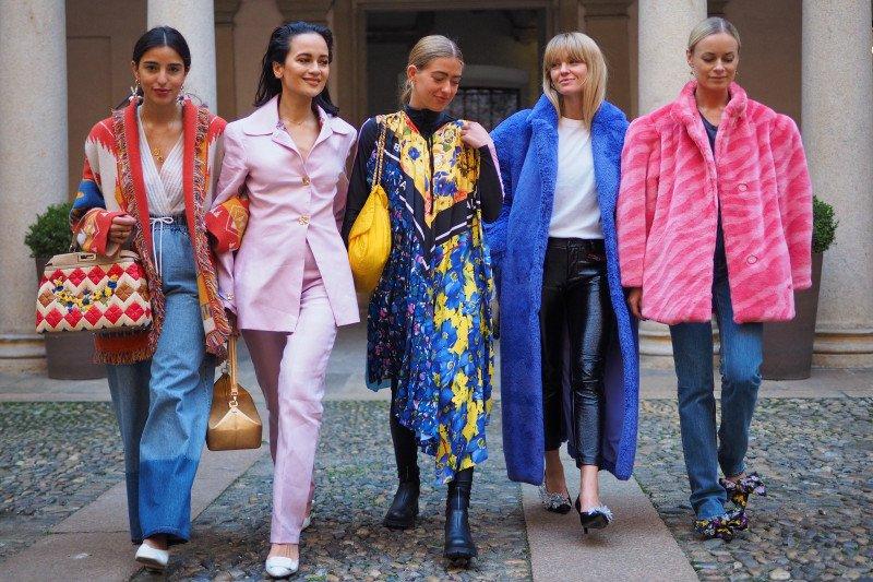 "Perancang: Tren fesyen dekade ini, berani, inklusif, dan menuju ""sustainable"""