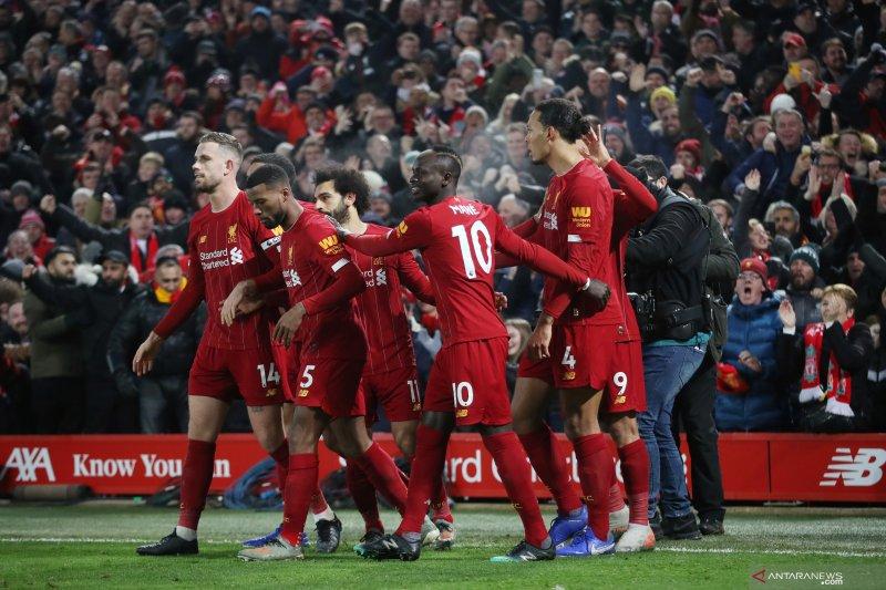 Jika liga Inggris batal, Liverpool pantas dinobatkan juara