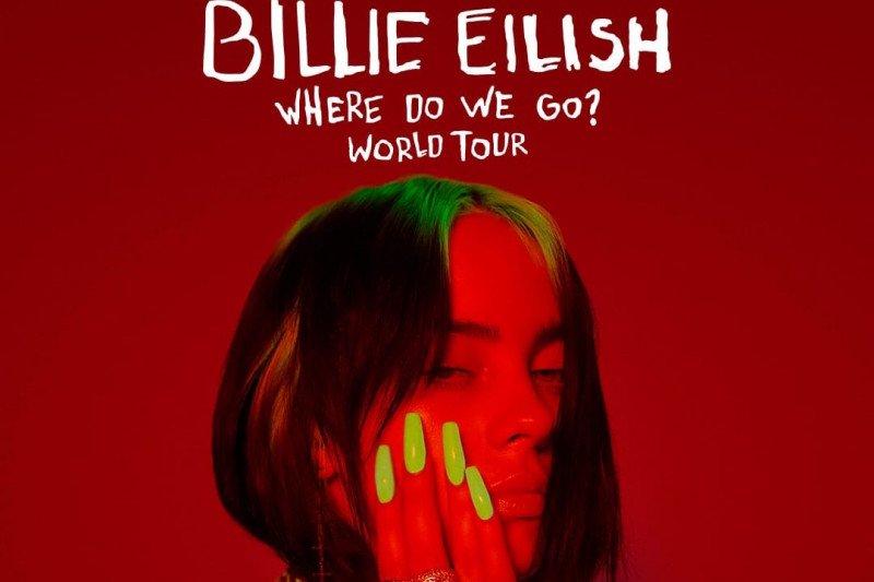 Billie Eilish konser di Indonesia  7 September