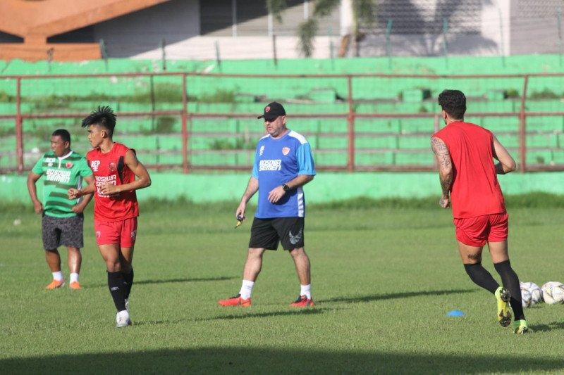 PSM Makassar siapkan tiga striker hadapi Lalenok United pada babak kualifikasi Piala AFC