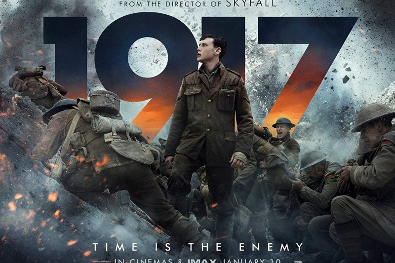 """Film """"1917"""", cerita heroik di Perang Dunia I dengan pengalaman visual apik"""