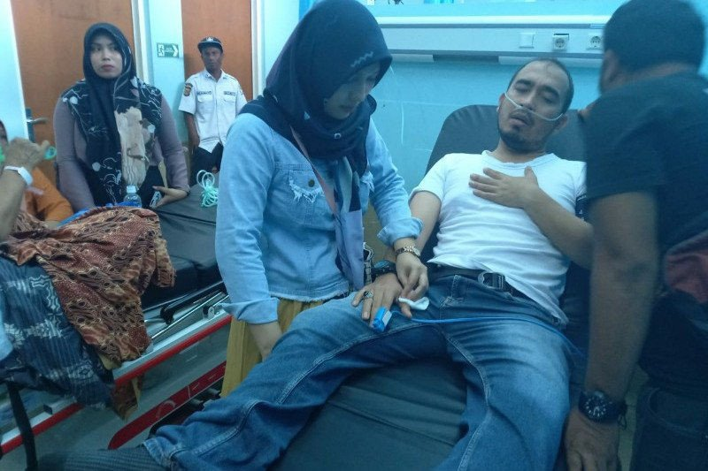 PWI Aceh Tengah kecam pengeroyokan wartawan Antara di Meulaboh