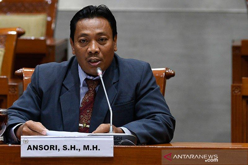 Calon Hakim Ad Hoc Tipikor Ansori setuju hukuman mati bagi koruptor
