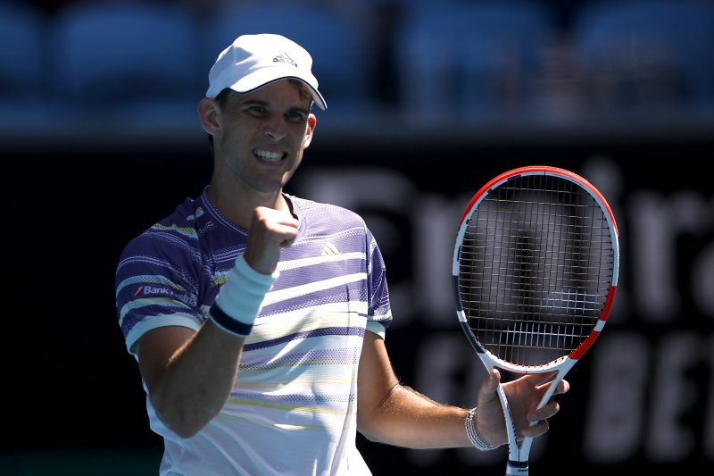 Thiem tantang Djokovic di final Australia Open