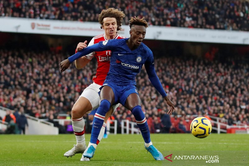 Jadwal Liga Inggris tengah pekan ini, Chelsea vs Arsenal