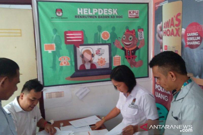 Bawaslu awasi penerimaan PPK di Manado