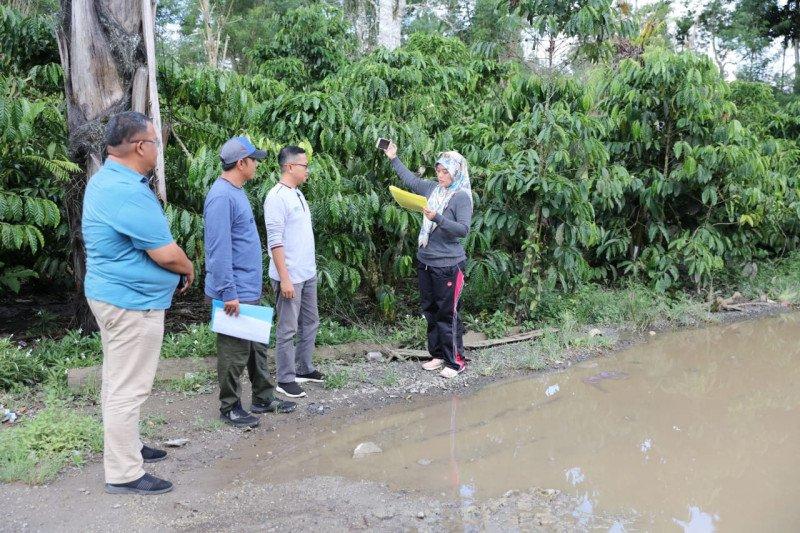 Pemprov Lampung alokasikan Rp4 miliar pembangunan jalan Lampung Barat