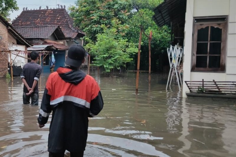 Kudus kembali dilanda banjir