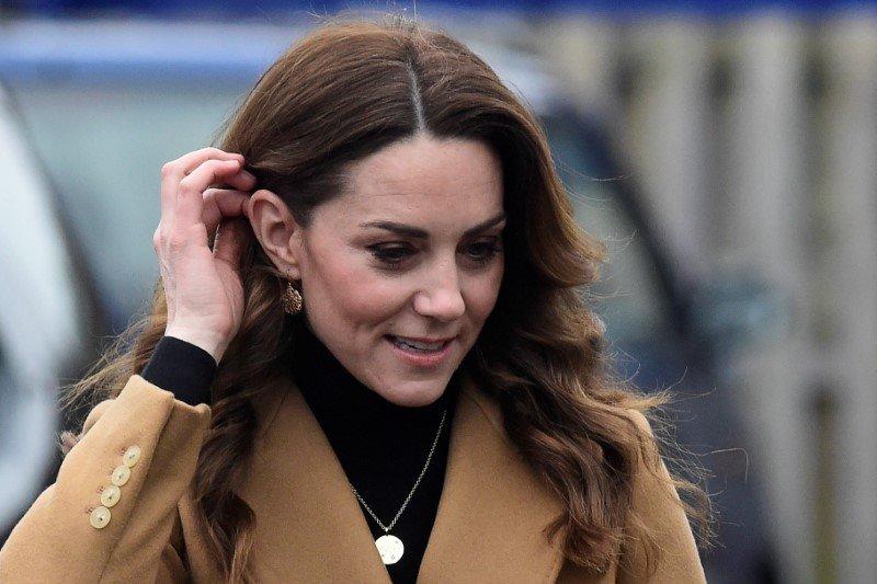 Kate Middleton tur keliling negeri jalankan tugasnya sebagai bangsawan Inggris