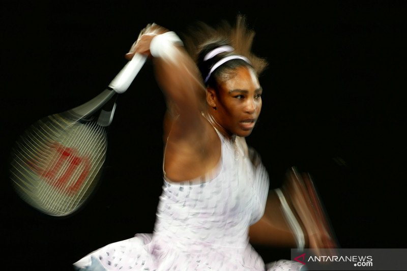 Serena kandaskan Zidansek untuk melaju ke babak ketiga Australia Open
