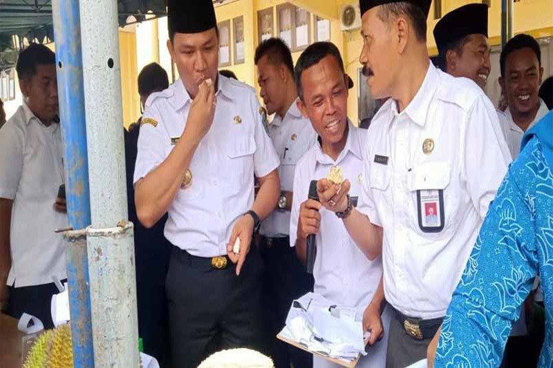 Dapatkan bibit unggul, Pemkab Lamandau gelar kontes durian lokal