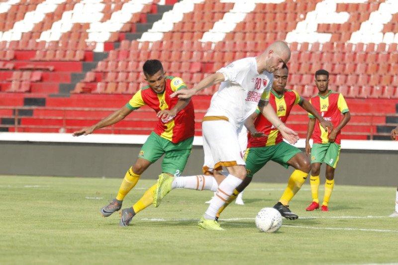 PSM Makassar taklukkan Lalenok United 4-1