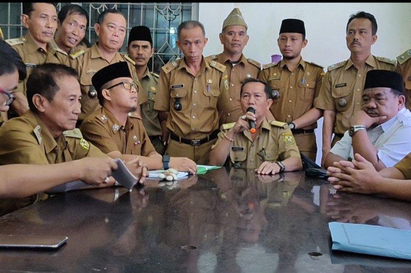 Lurah se- Kota Bandarlampung lakukan klarifikasi terkait pendataan PKH