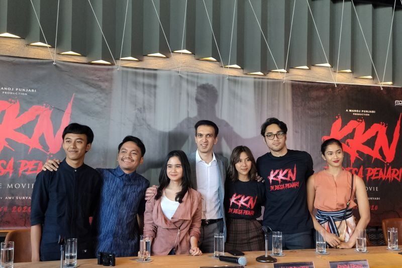 """Film """"KKN: Di Desa Penari"""" merilis cuplikan dan poster"""