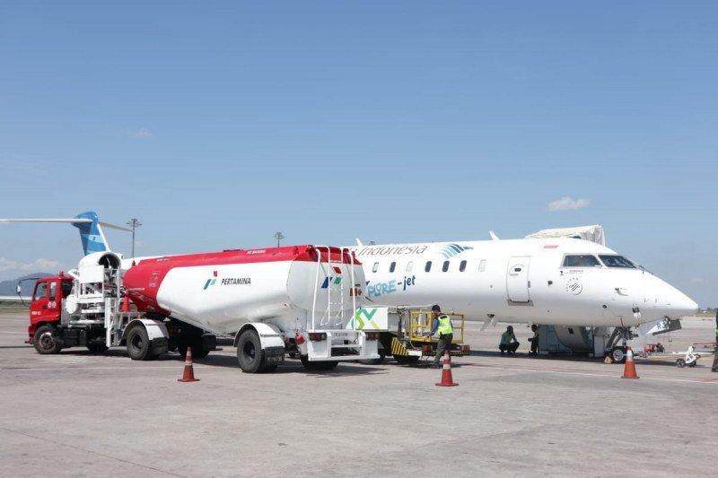 Dirut Garuda Irfan Setiaputra Akan Upayakan Harga Tiket Pesawat Wajar Antara News Papua