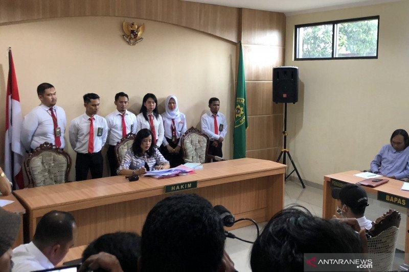Pelajar bunuh begal divonis satu tahun hukuman pembinaan