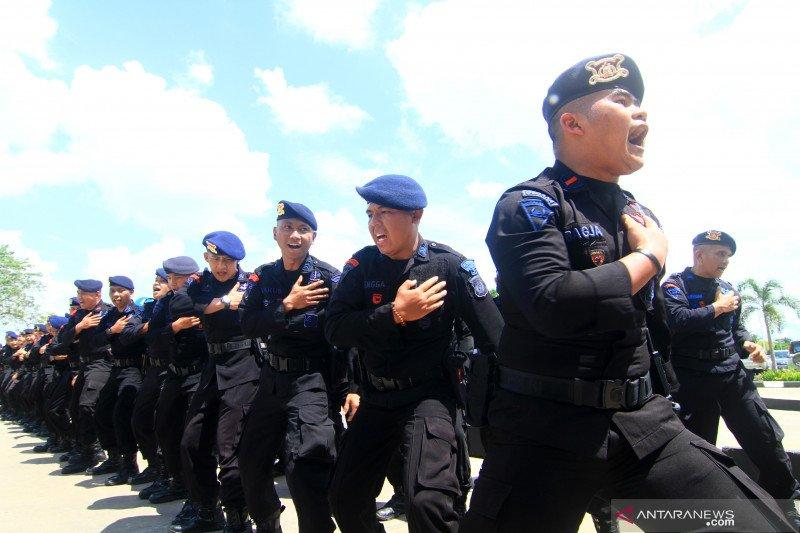 420 personel Brimob amankan obyek vital PT Freeport Indonesia
