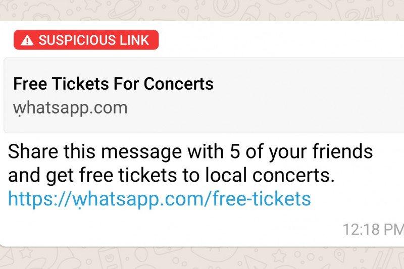 Ragam Modus Penipuan Lewat Whatsapp Dan Antisipasinya Antara