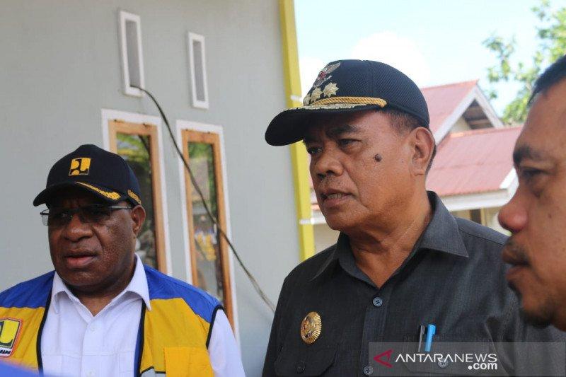 Wamen PUPR resmikan lima sekolah di Sangihe