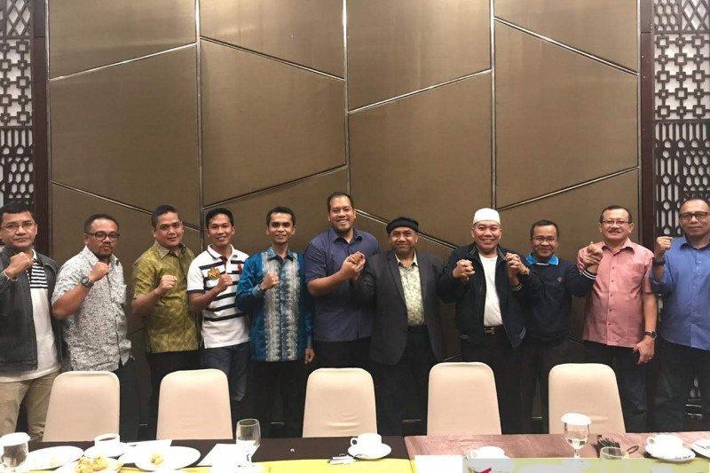 Tiga partai bentuk poros biru menghadapi Pilkada Mataram