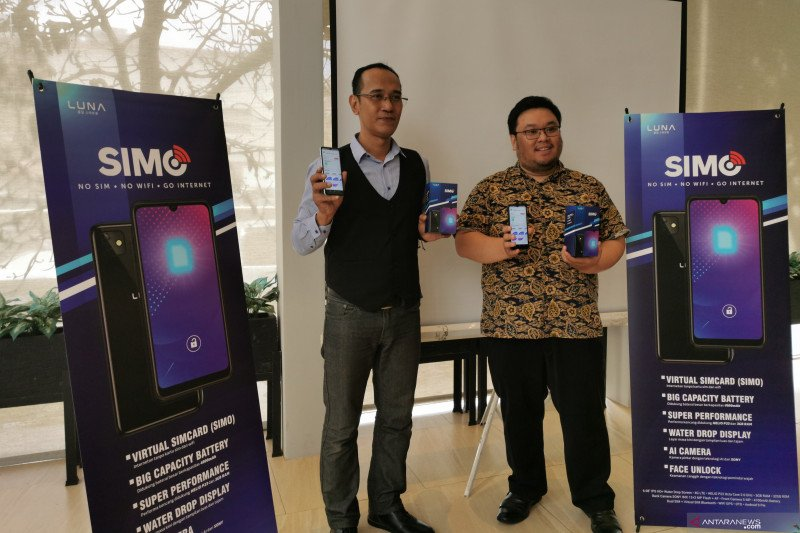 Luna SIMO hadirkan internet  tanpa kartu SIM