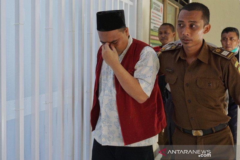 Demi merebut uang bantuan korban gempa Rp50 juta, Suparman tega bunuh ibu angkatnya