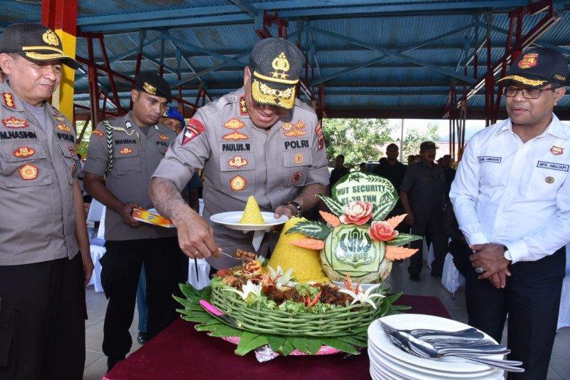 Kapolda Papua berharap anggota Satpam senantiasa profesional
