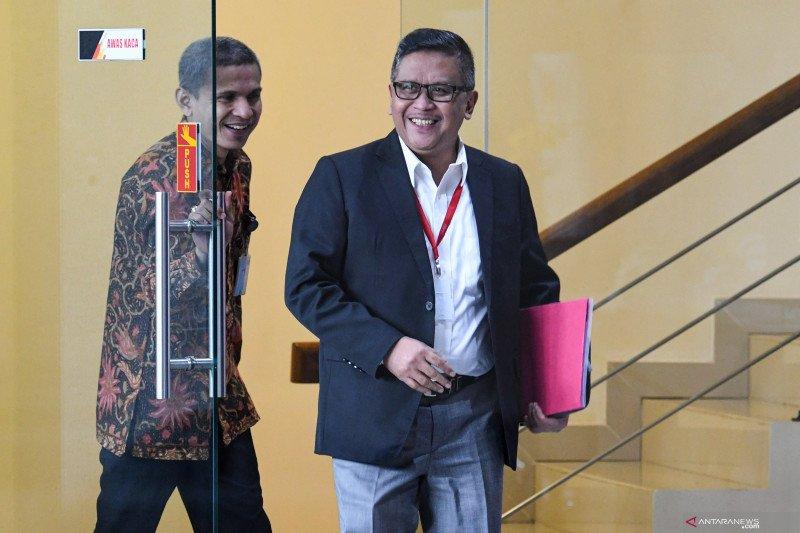 KPK kembali periksa Sekjen PDIP Hasto Kristiyanto