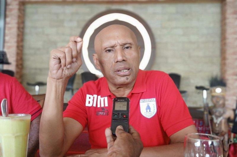 Persipura Jayapura minta semua pihak pulihkan kondisi Indonesia lebih dulu