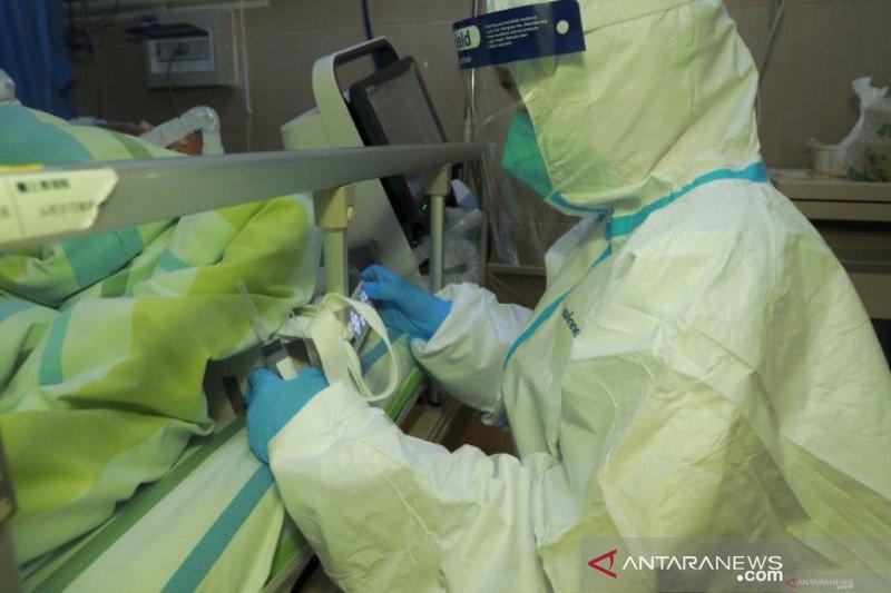 Virus corona, Prancis konfirmasi dua kasus