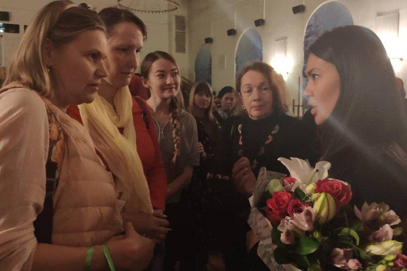 """Film """"Lima"""" garapan sineas Indonesia diputar di Moskow"""