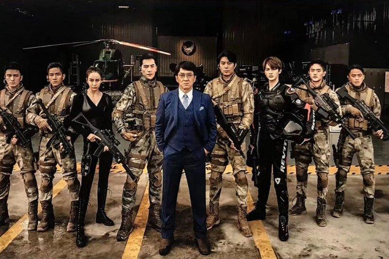 """Film """"Vanguard"""", buktikan Jackie Chan masih """"menggigit"""""""