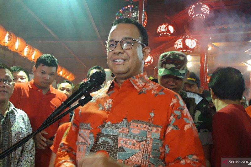 Gubernur Anies minta DPRD Jakarta segera proses seleksi Wagub DKI