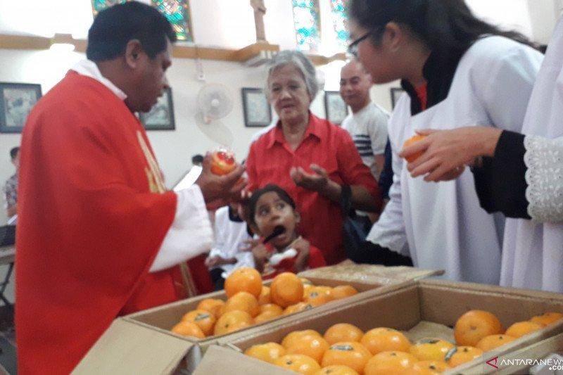 Pastor Paulus : Imlek momentum saling meneguhkan