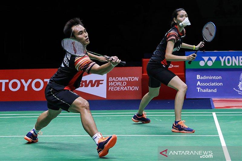 Hafiz/Gloria tingkatkan persiapan hadapi laga final Thailand Masters