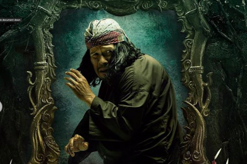 "Film horor ""Mangkujiwo"" suguhkan kepiawaian pantomim seniman Septian Dwi Cahyo"