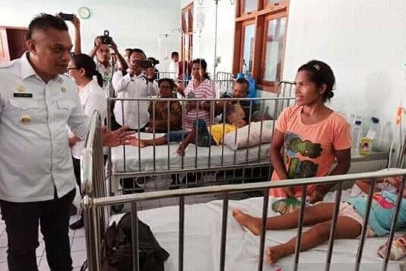 Penderita DBD di Sikka terus bertambah menjadi 194 orang