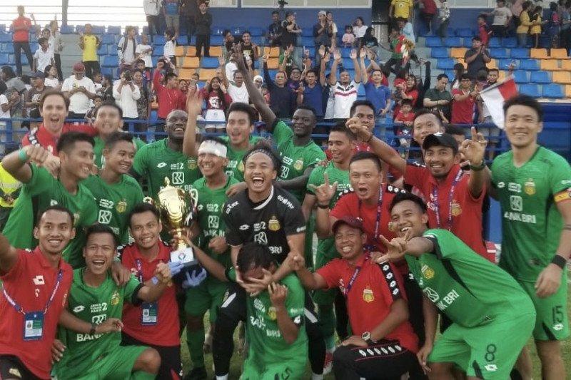 Bhayangkara FC boyong seluruh pemain turnamen pramusim Piala Gubernur Jatim