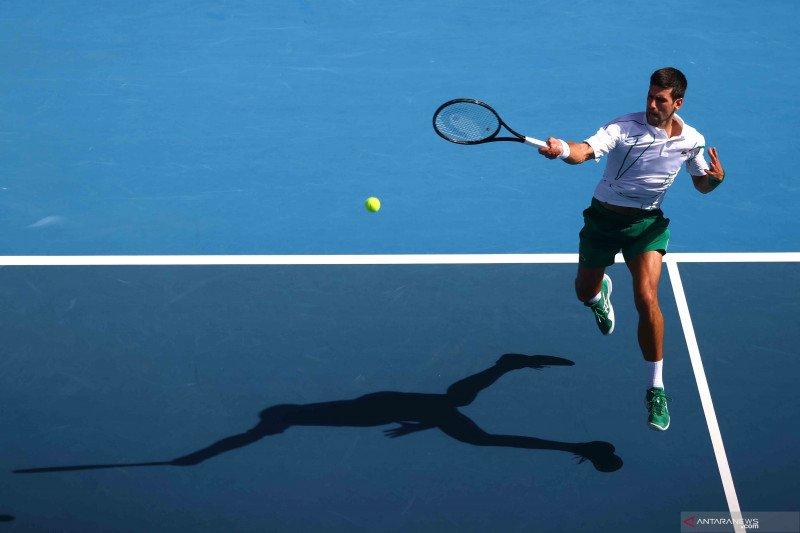 Panpel tunggu pemerintah izinkan peserta Australian Open untuk berlatih
