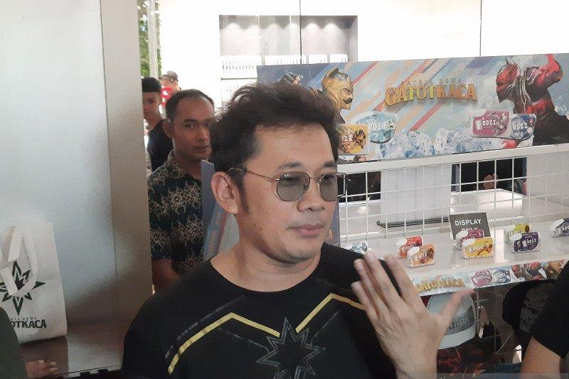 """Anak jadi alasan Hanung Bramantyo sutradarai film """"Gatotkaca"""""""