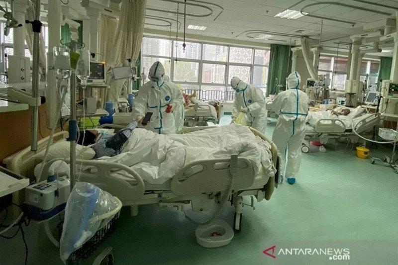 Rusia bangun rumah sakit agi pasien virus corona di Moskow