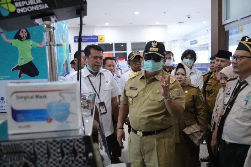 Lampung terapkan tiga langkah antisipasi virus corona