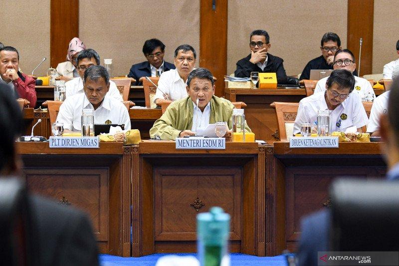 Menteri ESDM beberkan cara turunkan harga  gas industri