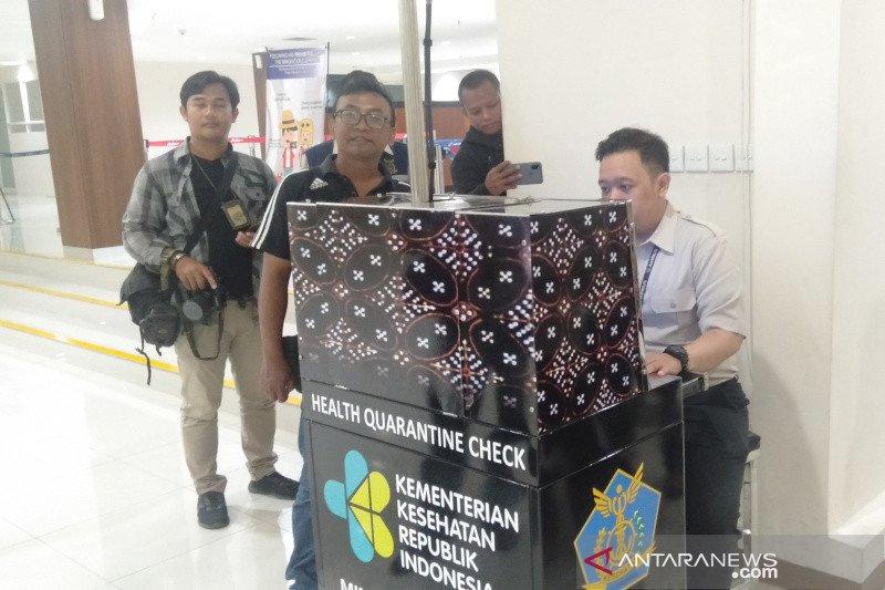 Corona merebak, Adi Soemarmo belum pastikan batas waktu penutupan rute China