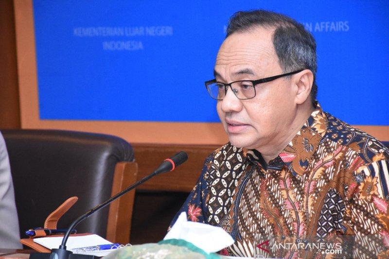 Untuk evakuasi WNI di daerah karantina, Indonesia tunggu aba-aba dari China
