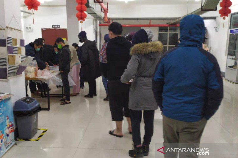 No Indonesians in Wuhan are symptomatic with coronavirus