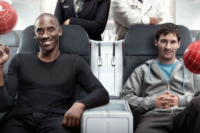 Messi ucapkan belasungkawa atas meninggalnya Kobe Bryant